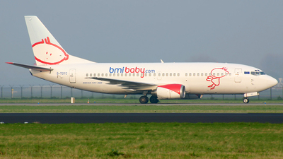 G-TOYC - Boeing 737-3Q8 - bmibaby