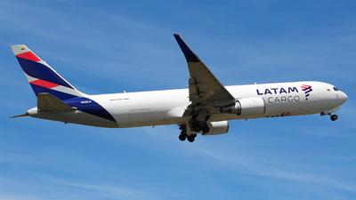 N532LA - Boeing 767-316F(ER) - LATAM Cargo