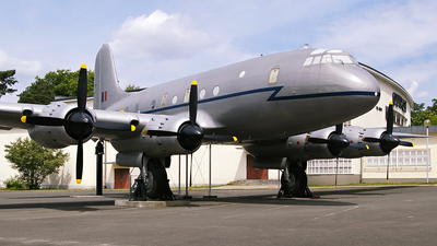 TG503 - Handley Page Hastings T.5 - United Kingdom - Royal Air Force (RAF)