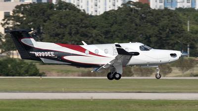 N999EE - Pilatus PC-12/45 - Private