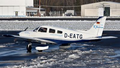 D-EATG - Piper PA-28-181 Archer III - TL Aviation
