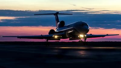 RA-85554 - Tupolev Tu-154B-2 - Russia - 223rd Flight Unit State Airline