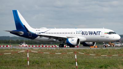9K-AKL - Airbus A320-251N - Kuwait Airways