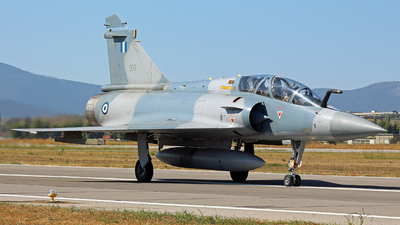 509 - Dassault Mirage 2000-5BG - Greece - Air Force