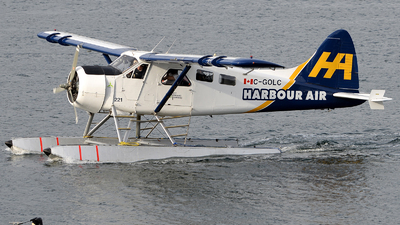 C-GOLC - De Havilland Canada DHC-2 Mk.I Beaver - Harbour Air