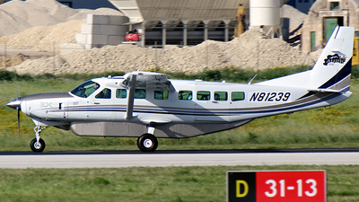 N81239 - Cessna 208B Grand Caravan EX - Auric Air