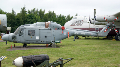 XZ721 - Westland Lynx HAS.3SGM - United Kingdom - Royal Navy