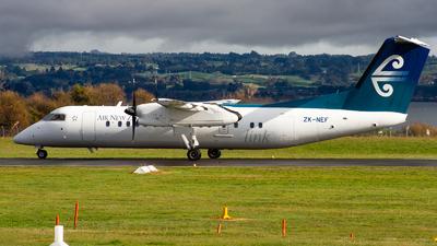 ZK-NEF - Bombardier Dash 8-Q311 - Air New Zealand