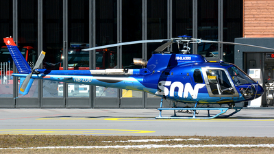 A picture of HBZOU - Airbus Helicopters H125 -  - © Nils Berwing