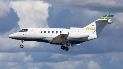 SE-RLX - Raytheon Hawker 800XP - Grafair