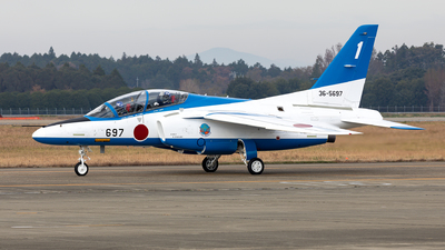 36-5697 - Kawasaki T-4 - Japan - Air Self Defence Force (JASDF)