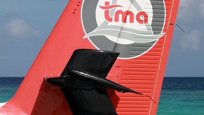 8Q-TMV - De Havilland Canada DHC-6-300 Twin Otter - Trans Maldivian Airways