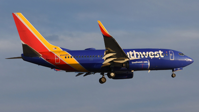 A picture of N944WN - Boeing 7377H4 - Southwest Airlines - © DJ Reed - OPShots Photo Team