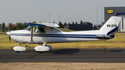 VH-EYU - Cessna 150L - Tarago Valley School of Aviation (TVSA)