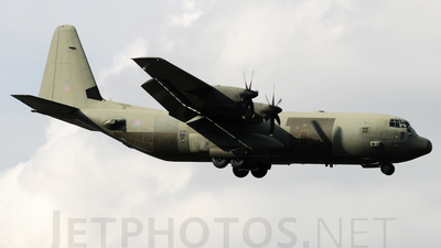 A picture of ZH866 - Lockheed C130J Hercules -  - © Agustin Anaya