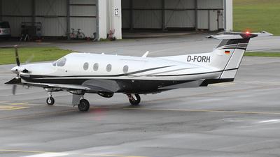D-FORH - Pilatus PC-12/47E - Private
