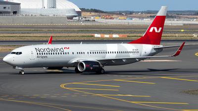 VP-BSP - Boeing 737-82R - Nordwind Airlines