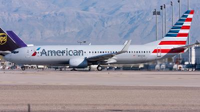 N966AN - Boeing 737-823 - American Airlines