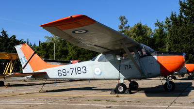 69-7183 - Cessna T-41D Mescalero - Greece - Air Force