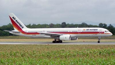 EC-786 - Boeing 757-236 - Air Europa