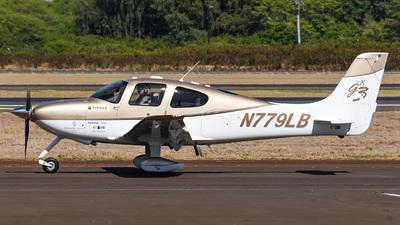 N779LB - Cirrus SR22-GTSx G3 - Private