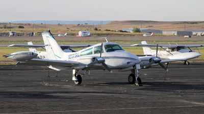 N5818M - Cessna 310P - North-Aire