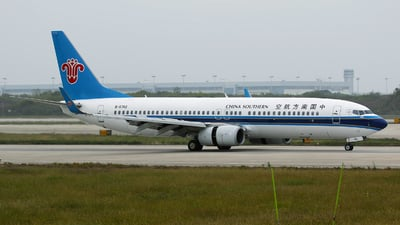 B-5743 - Boeing 737-81B - China Southern Airlines