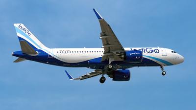 VT-IJU - Airbus A320-271N - IndiGo Airlines