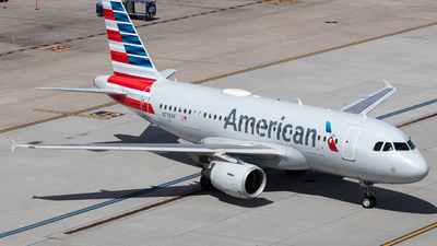 A picture of N776XF - Airbus A319112 - American Airlines - © 702Aviationn