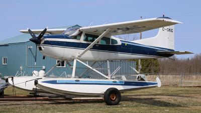 C-GKIG - Cessna A185F Skywagon II - Private
