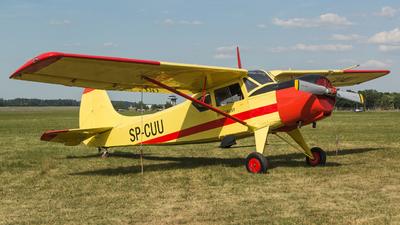 SP-CUU - Yakovlev Yak-12A - Aero Club - Lubelski