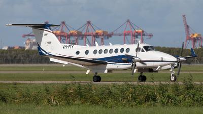 VH-FIY - Beechcraft B300 King Air 350 - Aeropearl