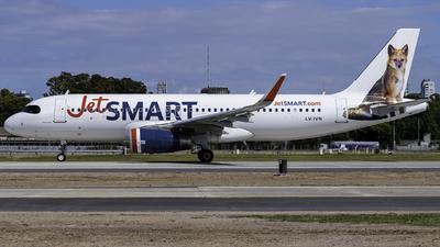 LV-IVN - Airbus A320-232 - JetSmart Argentina