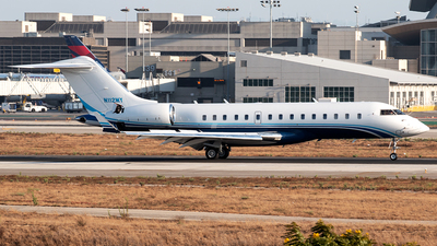 N112MY - Bombardier BD-700-1A10 Global 6000 - Private