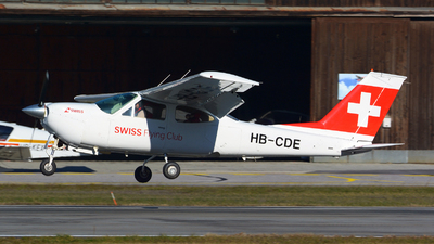 HB-CDE - Reims-Cessna F177RG Cardinal RG - Swiss Flying Club