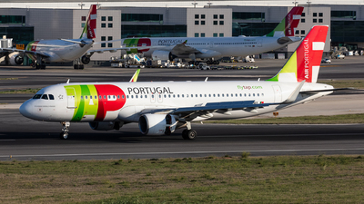 CS-TNU - Airbus A320-214 - TAP Air Portugal