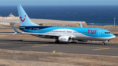 D-ATYB - Boeing 737-8K5 - TUI