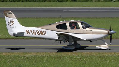 N168MP - Cirrus SR22-GTSx G3 Turbo - Private