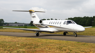 F-HMPR - Cessna 525A CitationJet 2 - Private