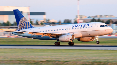 N840UA - Airbus A319-131 - United Airlines