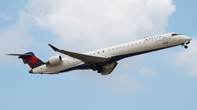 N582CA - Bombardier CRJ-900ER - Delta Connection (ExpressJet Airlines)