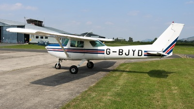 G-BJYD - Reims-Cessna F152 - Private