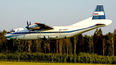A picture of RA11371 - Antonov An12BK - [00347406] - © Fedor Kabanov