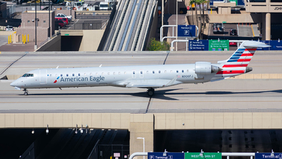A picture of N906FJ - Mitsubishi CRJ900ER - American Airlines - © Taxi_Way_