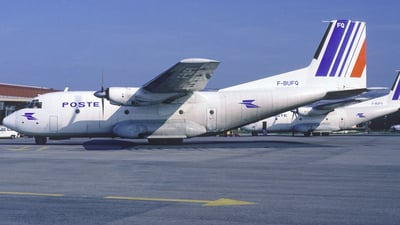 F-BUFQ - Transall C-160P - Air France