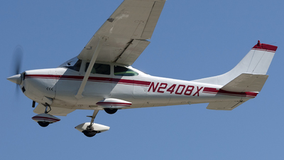 N2408X - Cessna 182H Skylane - Private