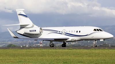 N610SW - Dassault Falcon 2000EX - Private
