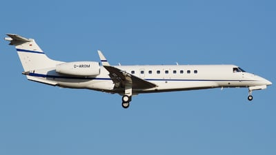D-AROM - Embraer ERJ-135BJ Legacy 650 - DC Aviation