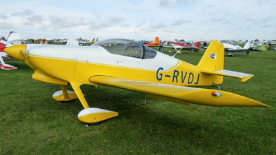 G-RVDJ - Vans RV-6 - Private