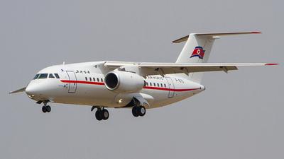 P-672 - Antonov An-148-100B - Air Koryo